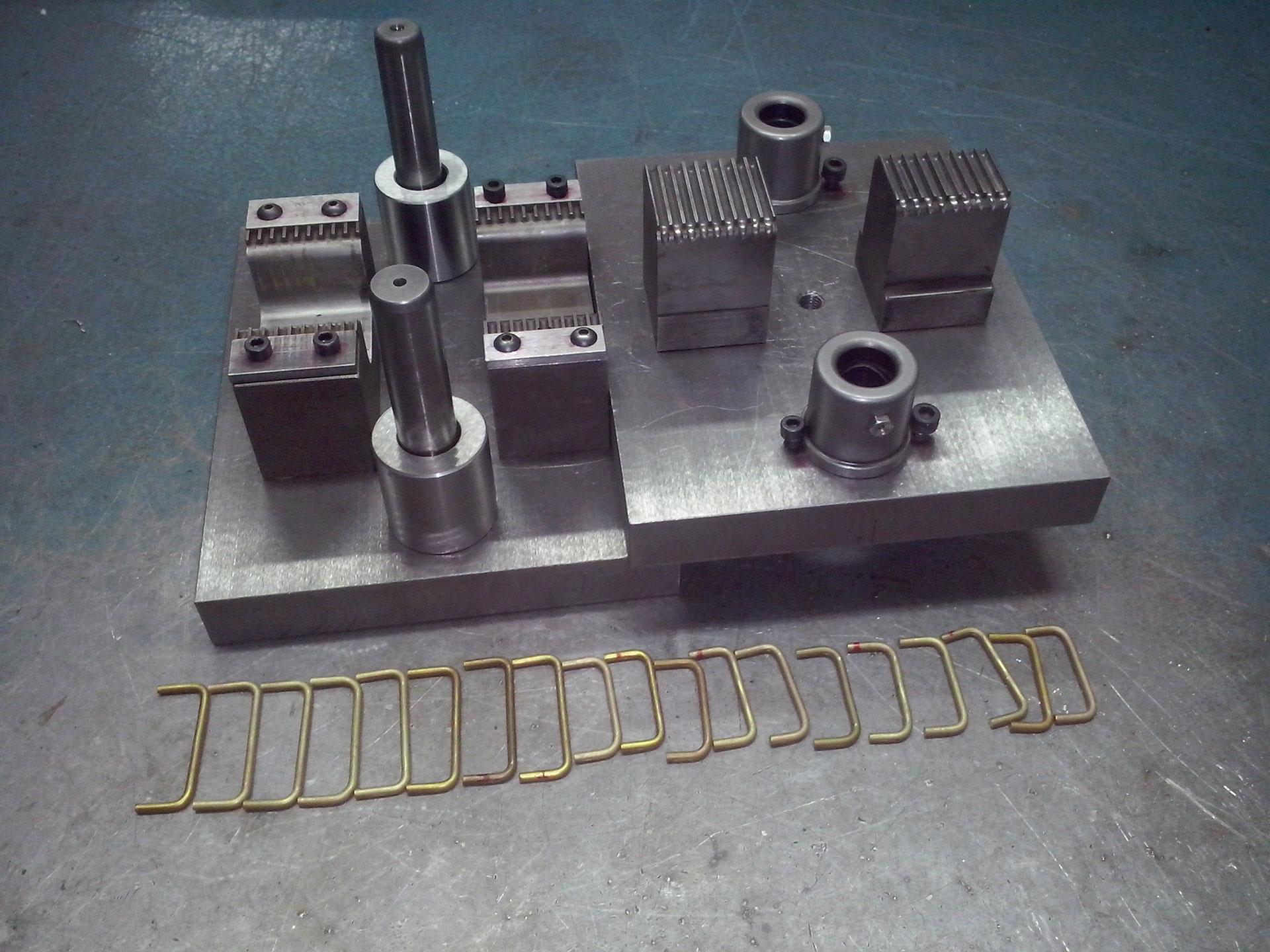 Estructura mecanizada