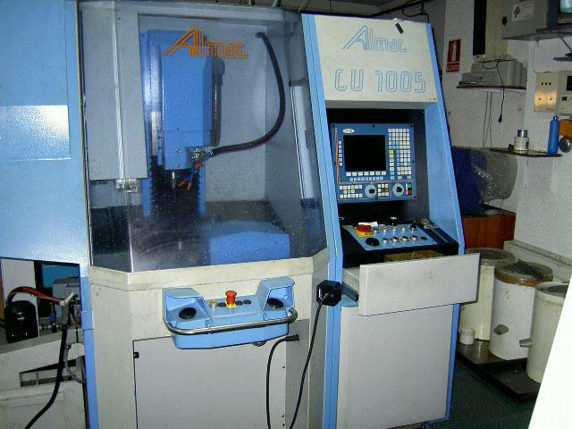 Maquina de mecanizados 1