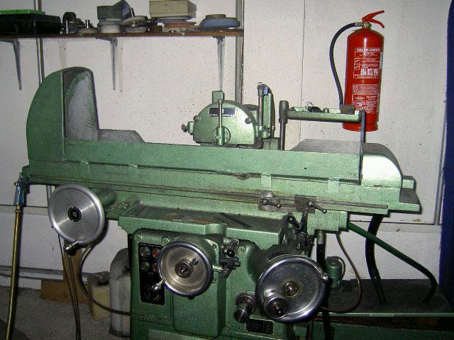 Maquina de mecanizados 10