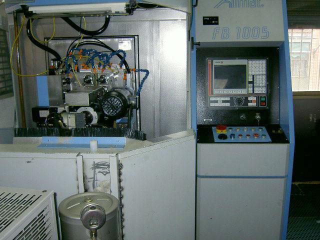 Maquina de mecanizados 2