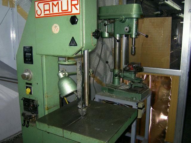 Maquina de mecanizados 3