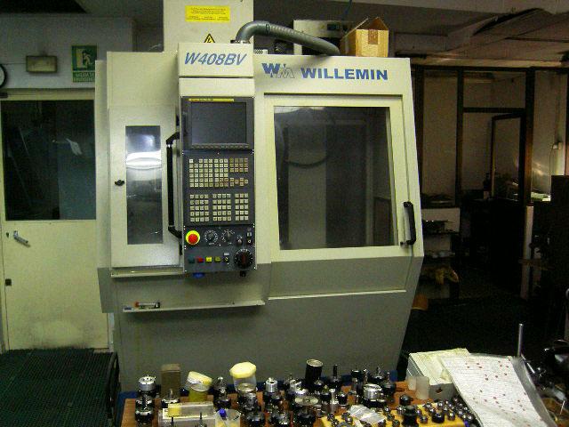 Maquina de mecanizados 5