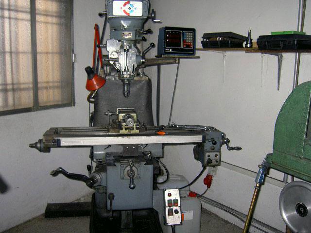 Maquina de mecanizados 6