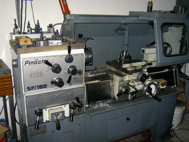 Maquina de mecanizados 7