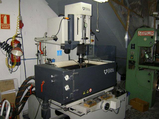 Maquina de mecanizados 8