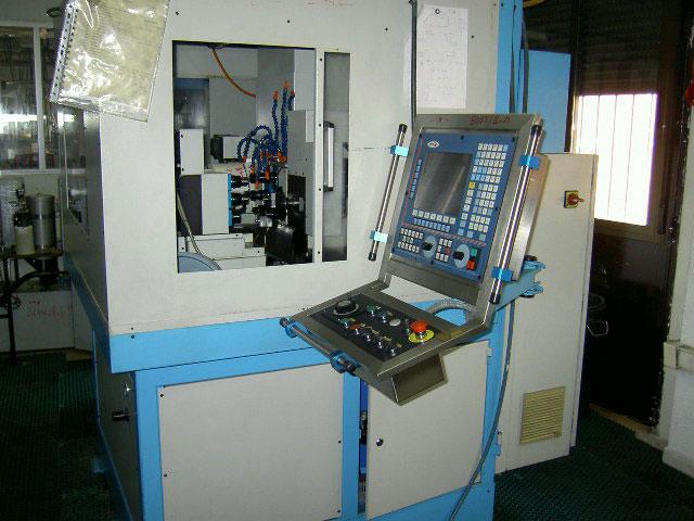 Maquina de mecanizados 9